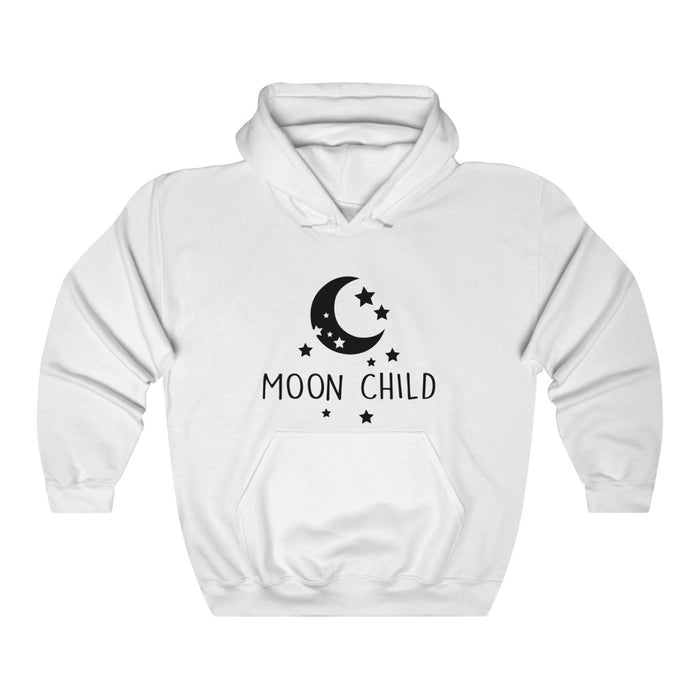 Moon Child Hoodie - Trendy Winter Kpop Hoodies - Kpop Hooded Sweater