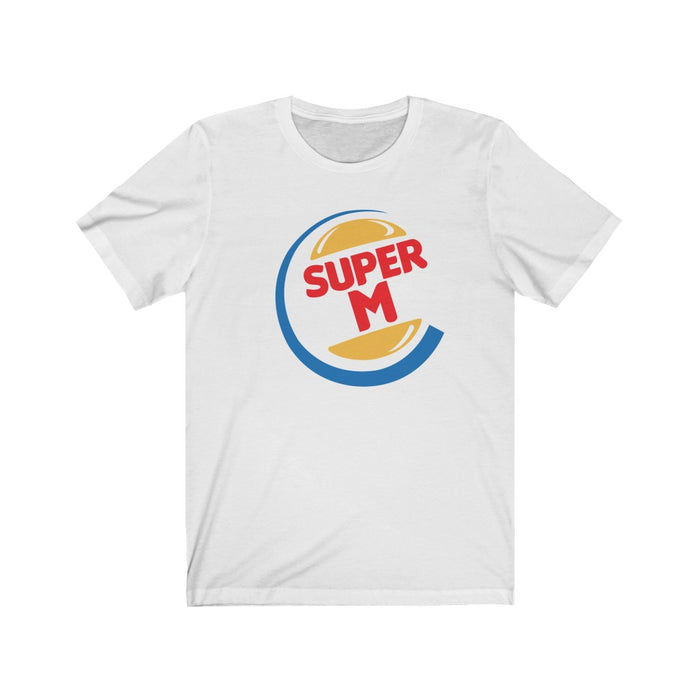 New SuperM Design T-shirt - SuperM T-shirts - Kpop Classic T-Shirts