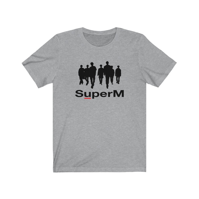 SuperM People Design T-shirt - SuperM T-shirts - Kpop Classic T-Shirts