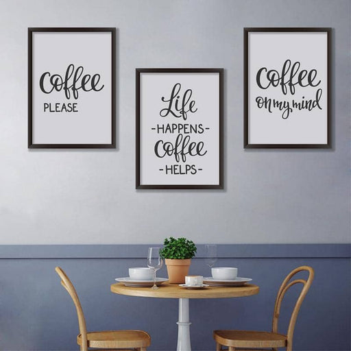 Kpop Newest Coffee Quote Canvas Painting Coffee Art Print Wall Pictures For Kitchen Restaurant Office Home Decoration that you'll fall in love with. At an affordable price at KPOPSHOP, We sell a variety of Coffee Quote Canvas Painting Coffee Art Print Wall Pictures For Kitchen Restaurant Office Home Decoration with Free Shipping.