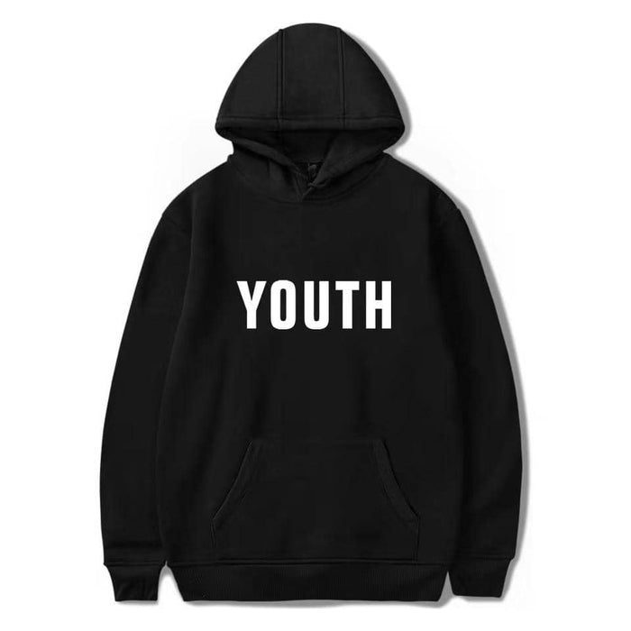 Kpop Newest Cross Border Hot Selling DAY6 YOUTH in Europe Ou Hao Shaw War Celebrity Style Hoodie Men And Women Hoodie that you'll fall in love with. At an affordable price at KPOPSHOP, We sell a variety of Cross Border Hot Selling DAY6 YOUTH in Europe Ou Hao Shaw War Celebrity Style Hoodie Men And Women Hoodie with Free Shipping.