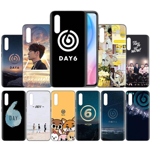 Kpop Newest DAY6 Men's Band Pattern Silicone Case Coque for Xiaomi Mi A1 A2 A3 Lite Mi8 5X 6X 9T CC9 CC9E Pocophone F1 Phone Shell Fundas that you'll fall in love with. At an affordable price at KPOPSHOP, We sell a variety of DAY6 Men's Band Pattern Silicone Case Coque for Xiaomi Mi A1 A2 A3 Lite Mi8 5X 6X 9T CC9 CC9E Pocophone F1 Phone Shell Fundas with Free Shipping.