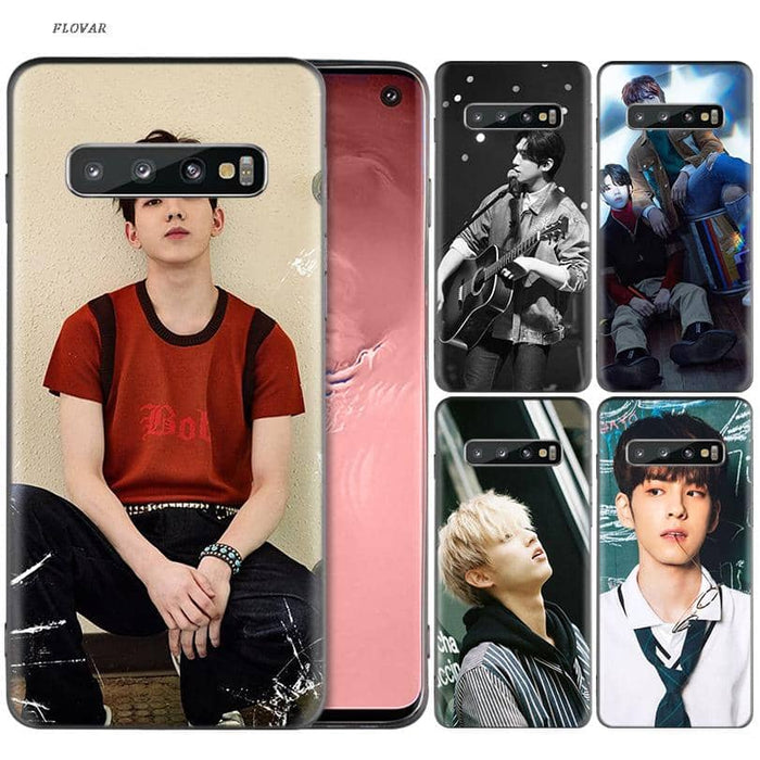 Kpop Newest DAY6 Men's band Black Silicone Case For Samsung Galaxy S9 S8 A8 A6 J4 J6 Plus + A7 A9 J8 201 S7 Edge Note 9 8 Cover Coque that you'll fall in love with. At an affordable price at KPOPSHOP, We sell a variety of DAY6 Men's band Black Silicone Case For Samsung Galaxy S9 S8 A8 A6 J4 J6 Plus + A7 A9 J8 201 S7 Edge Note 9 8 Cover Coque with Free Shipping.