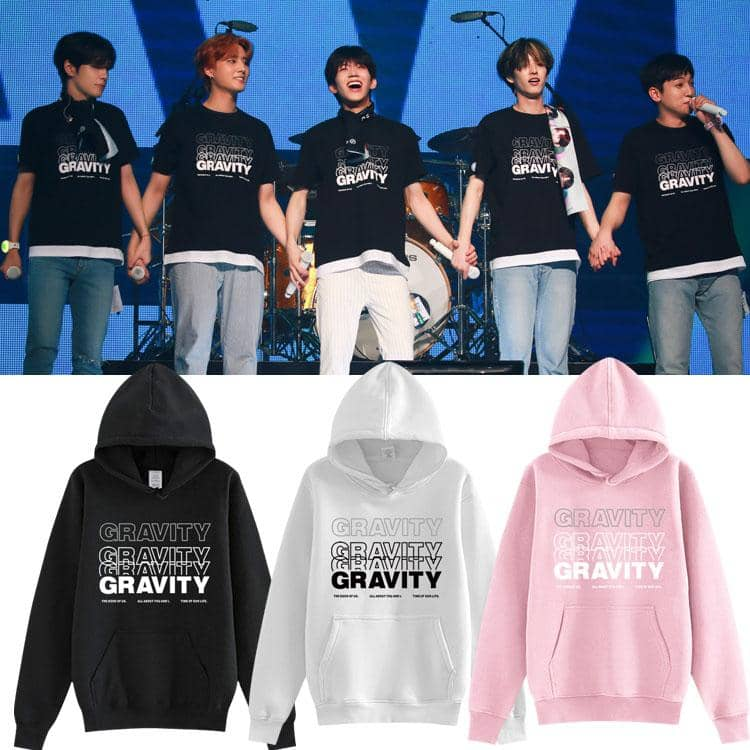 Kpop Newest DAY6 concert WORLD TOUR GRAVITY surrounding KPOP support jacket clothes with the sweatshirt hoodie 2019 New Fashion Cool that you'll fall in love with. At an affordable price at KPOPSHOP, We sell a variety of DAY6 concert WORLD TOUR GRAVITY surrounding KPOP support jacket clothes with the sweatshirt hoodie 2019 New Fashion Cool with Free Shipping.