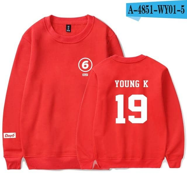 Kpop Newest Day6 Sweatshirts Hoodie K-POP Casual Cotton shirt Day6 Album Thin Clothes Pullover Printed Long Sleeve Hoodie that you'll fall in love with. At an affordable price at KPOPSHOP, We sell a variety of Day6 Sweatshirts Hoodie K-POP Casual Cotton shirt Day6 Album Thin Clothes Pullover Printed Long Sleeve Hoodie with Free Shipping.