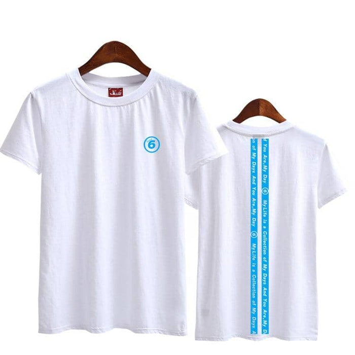 Kpop Newest Day6 concert same printing o neck short sleeve t-shirt for summer kpop fan supportive loose t shirt fashion lovers top tees that you'll fall in love with. At an affordable price at KPOPSHOP, We sell a variety of Day6 concert same printing o neck short sleeve t-shirt for summer kpop fan supportive loose t shirt fashion lovers top tees with Free Shipping.