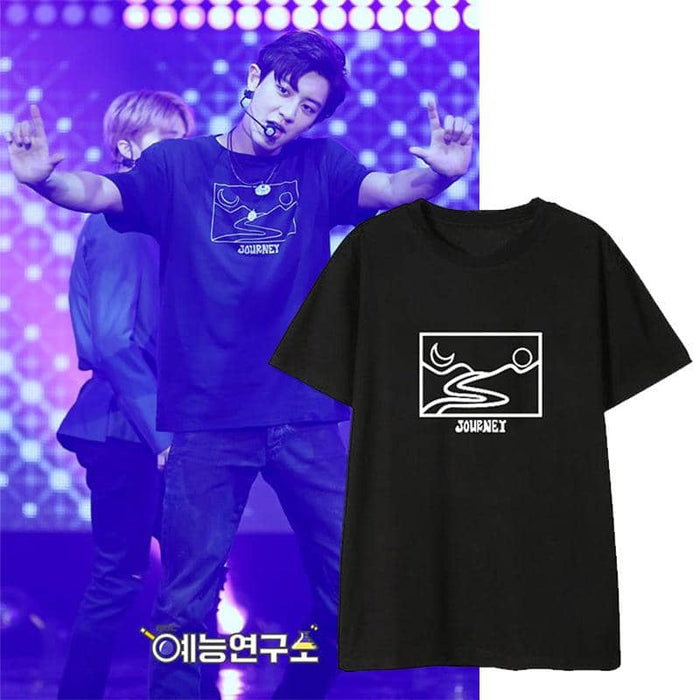 Kpop Newest EXO CHANYEOL concert the same cotton T-Shirt Women/Men New Summer Casual Short Sleeve Kpop Korean Hip Hop tshirt Harajuku tops that you'll fall in love with. At an affordable price at KPOPSHOP, We sell a variety of EXO CHANYEOL concert the same cotton T-Shirt Women/Men New Summer Casual Short Sleeve Kpop Korean Hip Hop tshirt Harajuku tops with Free Shipping.