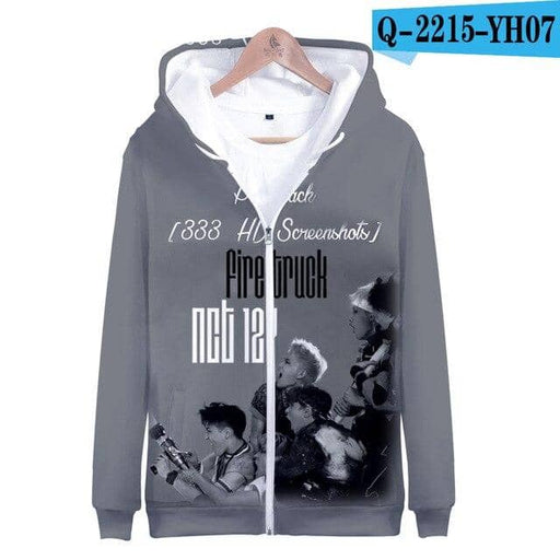 Kpop Newest Tommy 3D NCT 127 New Album Zipper Hoodies Sweatshirt 201 New Arrival Women/men Keep Warm Outwear Hoodies Zippers that you'll fall in love with. At an affordable price at KPOPSHOP, We sell a variety of Tommy 3D NCT 127 New Album Zipper Hoodies Sweatshirt 201 New Arrival Women/men Keep Warm Outwear Hoodies Zippers with Free Shipping.