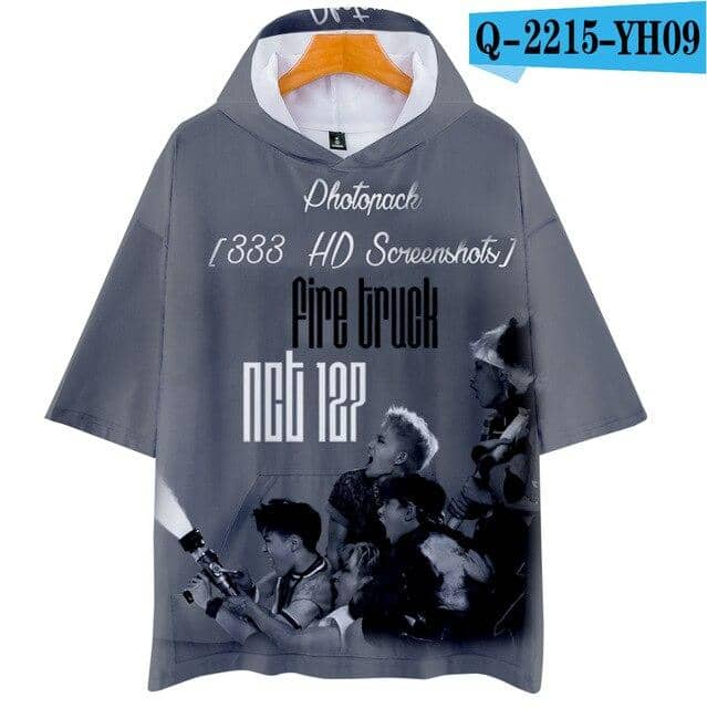 Kpop Newest Tommy 3D NCT Hoodies Short Sleeve T-shirt Summer Outwear New Style Women/men Hoodies Pullovers 201 New Hoodies Shirt that you'll fall in love with. At an affordable price at KPOPSHOP, We sell a variety of Tommy 3D NCT Hoodies Short Sleeve T-shirt Summer Outwear New Style Women/men Hoodies Pullovers 201 New Hoodies Shirt with Free Shipping.