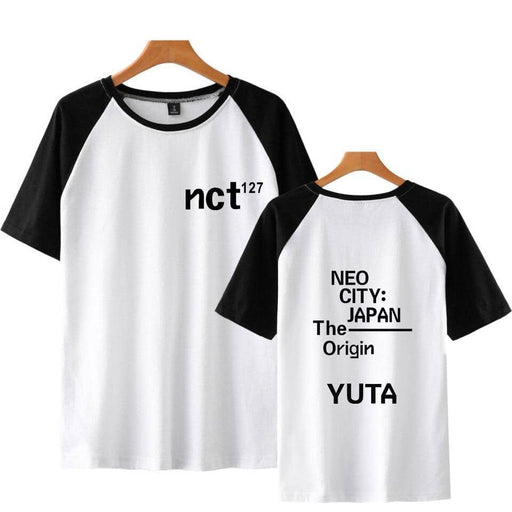 Kpop Newest Tommy nct 127-C00103- 2019 New Raglan T-shirt Summer Harajuku Funny New Style Women/men Fashion Short Sleeve T-shirt that you'll fall in love with. At an affordable price at KPOPSHOP, We sell a variety of Tommy nct 127-C00103- 2019 New Raglan T-shirt Summer Harajuku Funny New Style Women/men Fashion Short Sleeve T-shirt with Free Shipping.