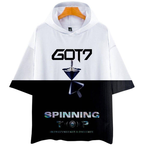 Kpop Newest GOT7 3D Hoodies New Short sleeve Fashion Summer T-shirt Cool and breathable Short Sleeve T-Shirt Kpop Casual for women that you'll fall in love with. At an affordable price at KPOPSHOP, We sell a variety of GOT7 3D Hoodies New Short sleeve Fashion Summer T-shirt Cool and breathable Short Sleeve T-Shirt Kpop Casual for women with Free Shipping.