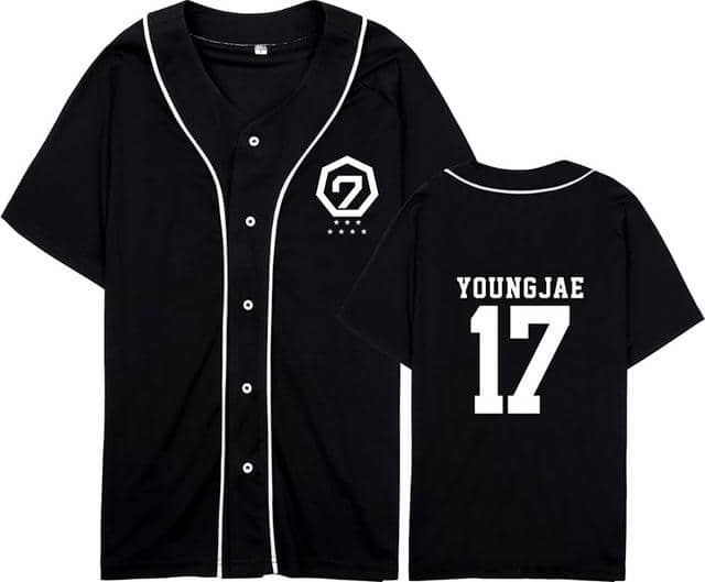 Kpop Newest GOT7 FLY IN SEOUL concert with the same paragraph clothes short-sleeved T-shirt shirt men and women lovers that you'll fall in love with. At an affordable price at KPOPSHOP, We sell a variety of GOT7 FLY IN SEOUL concert with the same paragraph clothes short-sleeved T-shirt shirt men and women lovers with Free Shipping.