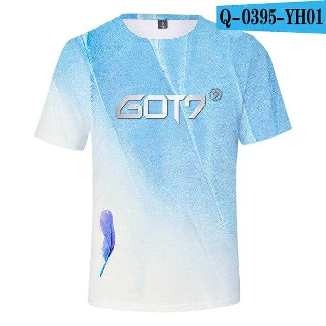 Kpop Newest GOT7 Print Cool Short Sleeve TShirt Women Top Fashion Femele Cotton Clothes JB JinYoung Mark Jackson YoungJae BamBam YuGyeom that you'll fall in love with. At an affordable price at KPOPSHOP, We sell a variety of GOT7 Print Cool Short Sleeve TShirt Women Top Fashion Femele Cotton Clothes JB JinYoung Mark Jackson YoungJae BamBam YuGyeom with Free Shipping.