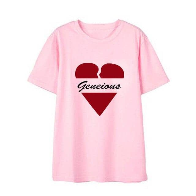 Kpop Newest GOT7 harajuku tshirt women shirts Short sleeve t-shirt Korean version men women summer Letter printing Cotton Casual O-Neck 2019 that you'll fall in love with. At an affordable price at KPOPSHOP, We sell a variety of GOT7 harajuku tshirt women shirts Short sleeve t-shirt Korean version men women summer Letter printing Cotton Casual O-Neck 2019 with Free Shipping.