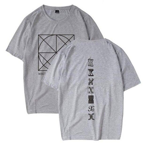 Kpop Newest K-POP MONSTA X Album SHINE FOREVER Printed T Shirt Casual Cotton O-Neck Short Sleeve Tops Kpop Harajuku T-Shirt Tee Shirt Femme that you'll fall in love with. At an affordable price at KPOPSHOP, We sell a variety of K-POP MONSTA X Album SHINE FOREVER Printed T Shirt Casual Cotton O-Neck Short Sleeve Tops Kpop Harajuku T-Shirt Tee Shirt Femme with Free Shipping.