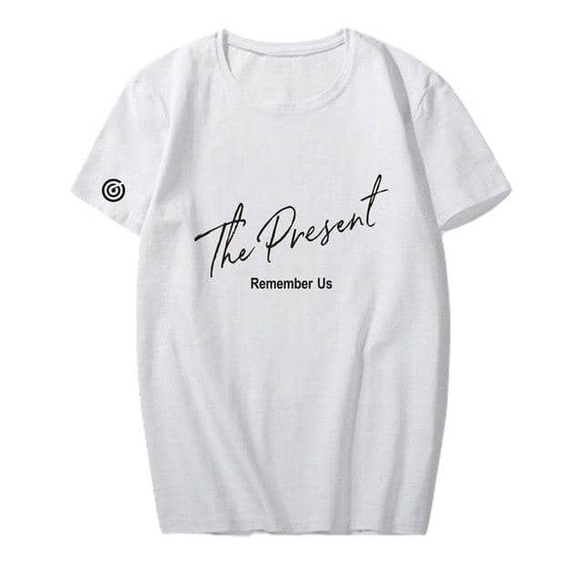 Kpop Newest KPOP DAY6 The Present Remember Us Tees Hip Hop Tshirt T Shirt Short Sleeve Tops T-shirts PT1021 that you'll fall in love with. At an affordable price at KPOPSHOP, We sell a variety of KPOP DAY6 The Present Remember Us Tees Hip Hop Tshirt T Shirt Short Sleeve Tops T-shirts PT1021 with Free Shipping.