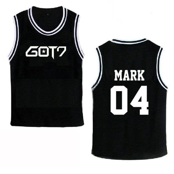 Kpop Newest KPOP GOT7 FLY IN Album Shirts K-POP Casual Baseball Vest Cotton Clothes Tshirt T Shirt Sleeveless Tops T-shirt DX375 that you'll fall in love with. At an affordable price at KPOPSHOP, We sell a variety of KPOP GOT7 FLY IN Album Shirts K-POP Casual Baseball Vest Cotton Clothes Tshirt T Shirt Sleeveless Tops T-shirt DX375 with Free Shipping.
