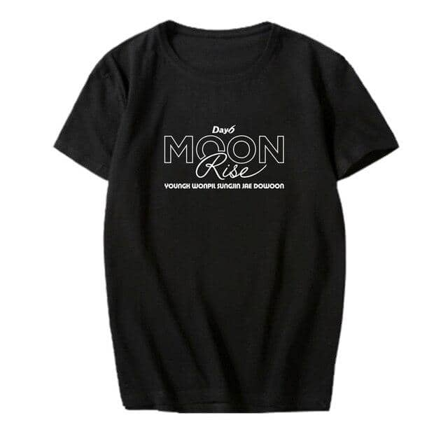 Kpop Newest KPOP Korean Fashion DAY6 Album MOONRISE Cotton Tshirt K-POP T Shirts T-shirt PT669 that you'll fall in love with. At an affordable price at KPOPSHOP, We sell a variety of KPOP Korean Fashion DAY6 Album MOONRISE Cotton Tshirt K-POP T Shirts T-shirt PT669 with Free Shipping.