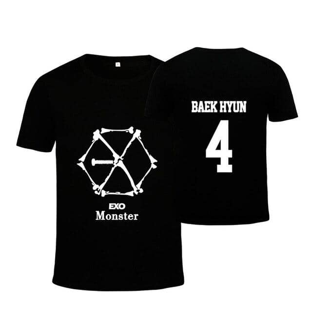 Kpop Newest KPOP Korean Fashion EXO EXO-K EXO-M Planet 3 EX'ACT Album Cotton Tshirt Clothing  T Shirts T-shirt PT075 that you'll fall in love with. At an affordable price at KPOPSHOP, We sell a variety of KPOP Korean Fashion EXO EXO-K EXO-M Planet 3 EX'ACT Album Cotton Tshirt Clothing  T Shirts T-shirt PT075 with Free Shipping.