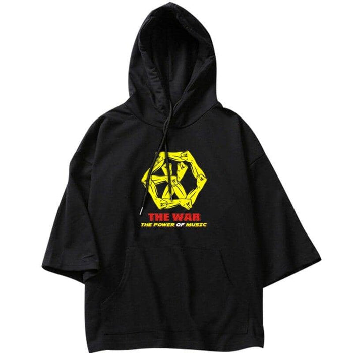 Kpop Newest KPOP Korean Fashion EXO THE WAR Album Photo The Power Of Music Cotton Thin Hoodies Pullovers Hoode Sweatshirts PT594 that you'll fall in love with. At an affordable price at KPOPSHOP, We sell a variety of KPOP Korean Fashion EXO THE WAR Album Photo The Power Of Music Cotton Thin Hoodies Pullovers Hoode Sweatshirts PT594 with Free Shipping.