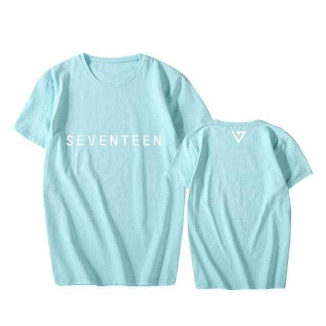 Kpop Newest KPOP Korean Fashion Seventeen 2019 Album Concert 17 Cotton Tshirt K-POP T Shirts T-shirt PT556 that you'll fall in love with. At an affordable price at KPOPSHOP, We sell a variety of KPOP Korean Fashion Seventeen 2019 Album Concert 17 Cotton Tshirt K-POP T Shirts T-shirt PT556 with Free Shipping.