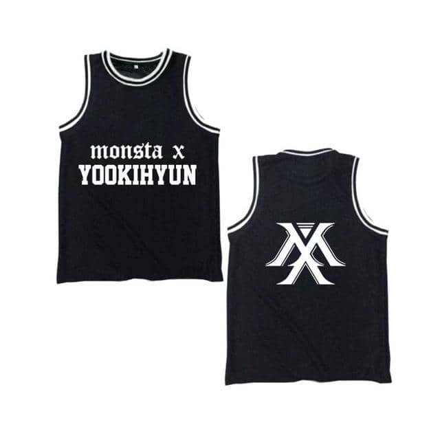 Kpop Newest KPOP MONSTA X Mini 3 Album Shirts K-POP Casual Baseball Vest Cotton Clothes Tshirt T Shirt Sleeveless Tops T-shirt that you'll fall in love with. At an affordable price at KPOPSHOP, We sell a variety of KPOP MONSTA X Mini 3 Album Shirts K-POP Casual Baseball Vest Cotton Clothes Tshirt T Shirt Sleeveless Tops T-shirt with Free Shipping.