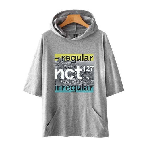 Kpop Newest KPOP NCT 127 Hoodies T shirt women/men summer short sleeve Hip hop tops T-shirt women Korean Female Fans Tshirt unisex clothes that you'll fall in love with. At an affordable price at KPOPSHOP, We sell a variety of KPOP NCT 127 Hoodies T shirt women/men summer short sleeve Hip hop tops T-shirt women Korean Female Fans Tshirt unisex clothes with Free Shipping.