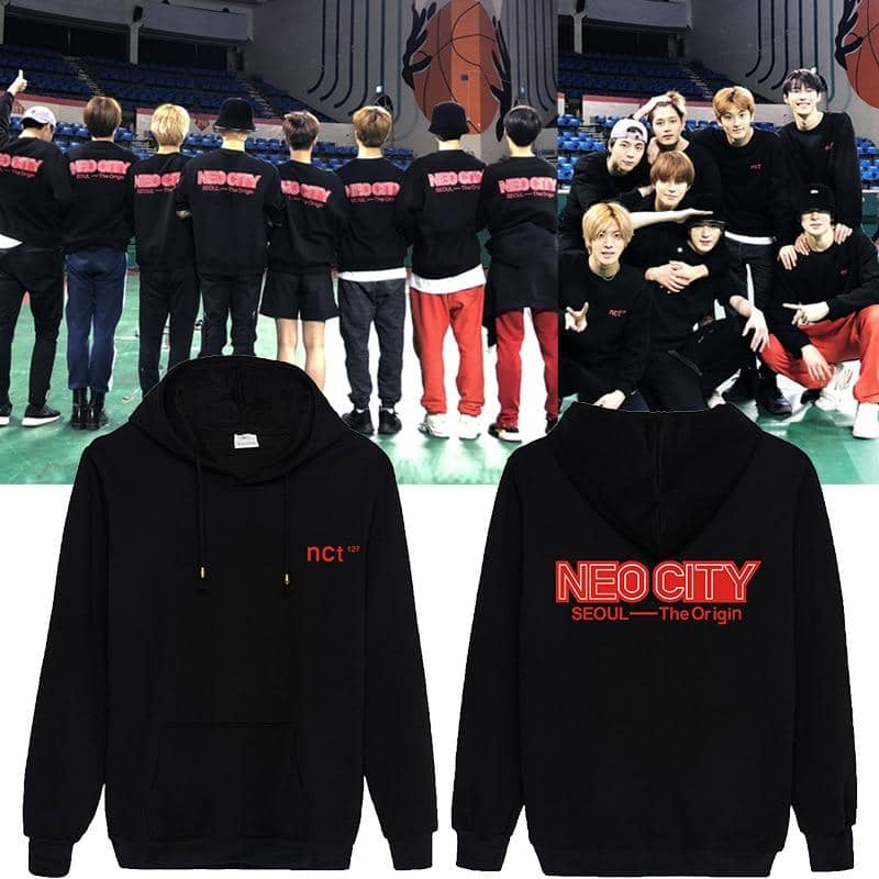 Kpop Newest KPOP NCT 127 Seoul Concert Official With The Same Hoodie Student Men And Women Plus Velvet Hoodie Dropshipping that you'll fall in love with. At an affordable price at KPOPSHOP, We sell a variety of KPOP NCT 127 Seoul Concert Official With The Same Hoodie Student Men And Women Plus Velvet Hoodie Dropshipping with Free Shipping.