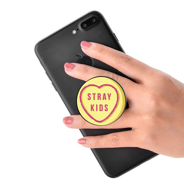 KPOP Stray Kids Mobile Phone Holder GO LIVE FELIX HAN IN HYUNJIN LEE KNOW ALL IN Mixtape Cle LEVANTER Telescopi
