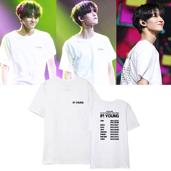 Kpop Newest KPOP WANNA ONE concert the same letter print T shirts Women/Men Summer Short Sleeve Casual Tshirt  loose cotton Tee Shirt tops that you'll fall in love with. At an affordable price at KPOPSHOP, We sell a variety of KPOP WANNA ONE concert the same letter print T shirts Women/Men Summer Short Sleeve Casual Tshirt  loose cotton Tee Shirt tops with Free Shipping.
