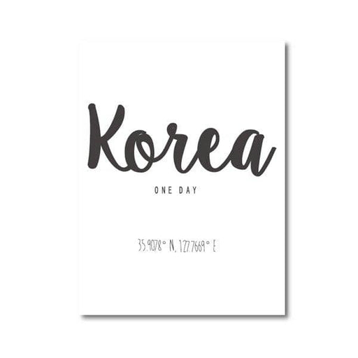 Kpop Newest Korea One Day Poster Wall Art Canvas Prints Kpop Kdrama Travel Art Painting Modern Minimalism Picture Home Wall Art Decor that you'll fall in love with. At an affordable price at KPOPSHOP, We sell a variety of Korea One Day Poster Wall Art Canvas Prints Kpop Kdrama Travel Art Painting Modern Minimalism Picture Home Wall Art Decor with Free Shipping.