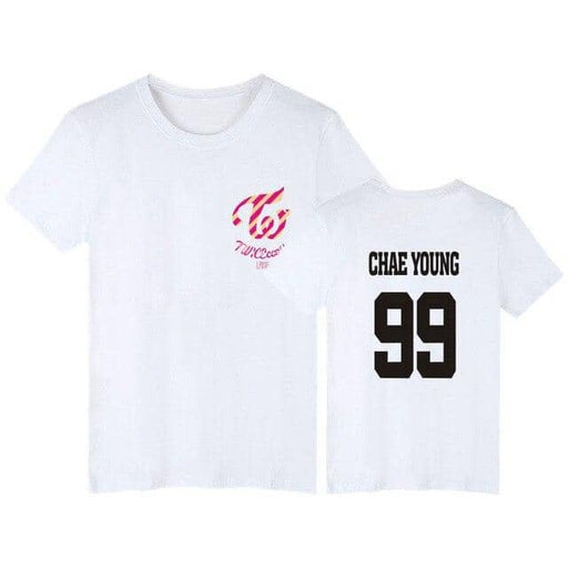 Kpop Newest Korean Fashion KPOP TWICE T Shirt Women Men TWICE Third Mini Album TWICEcoaster LANE1 O-Neck Short Sleeve Cotton T-Shirt Femme that you'll fall in love with. At an affordable price at KPOPSHOP, We sell a variety of Korean Fashion KPOP TWICE T Shirt Women Men TWICE Third Mini Album TWICEcoaster LANE1 O-Neck Short Sleeve Cotton T-Shirt Femme with Free Shipping.