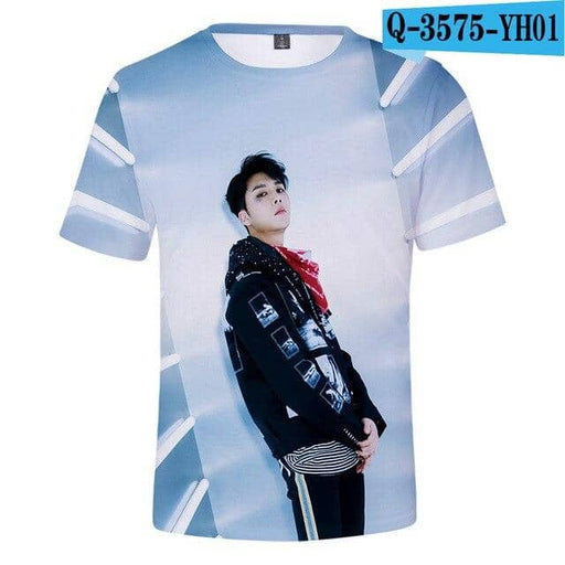 Kpop Newest Korean K POP KPOP NCT127 NCT 127 Concert Album WINWIN YUTA MARK JUNGWOO TAEYONG 3D Printed Short Sleeve T Shirt K-POP Clothes that you'll fall in love with. At an affordable price at KPOPSHOP, We sell a variety of Korean K POP KPOP NCT127 NCT 127 Concert Album WINWIN YUTA MARK JUNGWOO TAEYONG 3D Printed Short Sleeve T Shirt K-POP Clothes with Free Shipping.