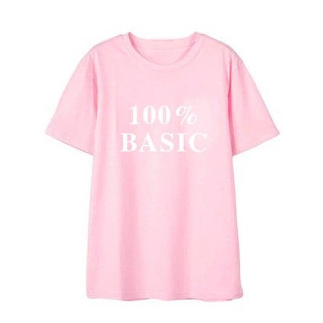 Kpop Newest Kpop BlackPink cotton Harajuku Pink woman tshirt JENNIE casual short sleeve loose t-shirt female korean top streetwear tee shirt that you'll fall in love with. At an affordable price at KPOPSHOP, We sell a variety of Kpop BlackPink cotton Harajuku Pink woman tshirt JENNIE casual short sleeve loose t-shirt female korean top streetwear tee shirt with Free Shipping.