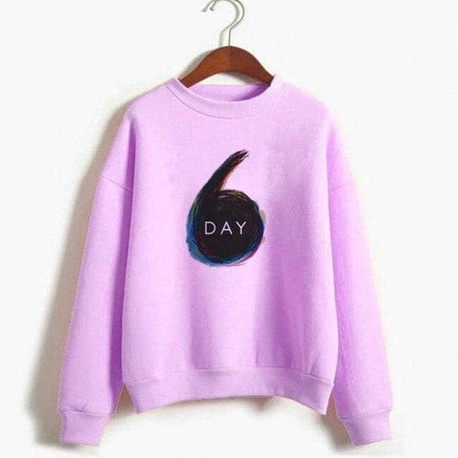Kpop Newest Kpop Day6 Sweatshirt Women Long Sleeve Crewneck Sweatshirts Autumn Winter Warm Fleece Hoodies Unisex Clothes Streetwear Moletom that you'll fall in love with. At an affordable price at KPOPSHOP, We sell a variety of Kpop Day6 Sweatshirt Women Long Sleeve Crewneck Sweatshirts Autumn Winter Warm Fleece Hoodies Unisex Clothes Streetwear Moletom with Free Shipping.