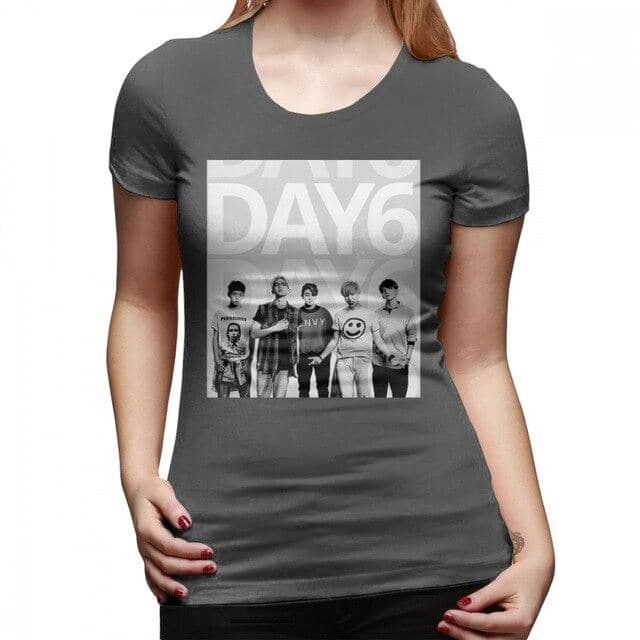 Kpop Newest Kpop Day6 T-Shirt Day6 T Shirt Short-Sleeve Funny Women tshirt Graphic Street Style Green Plus Size 100 Cotton Ladies Tee Shirt that you'll fall in love with. At an affordable price at KPOPSHOP, We sell a variety of Kpop Day6 T-Shirt Day6 T Shirt Short-Sleeve Funny Women tshirt Graphic Street Style Green Plus Size 100 Cotton Ladies Tee Shirt with Free Shipping.