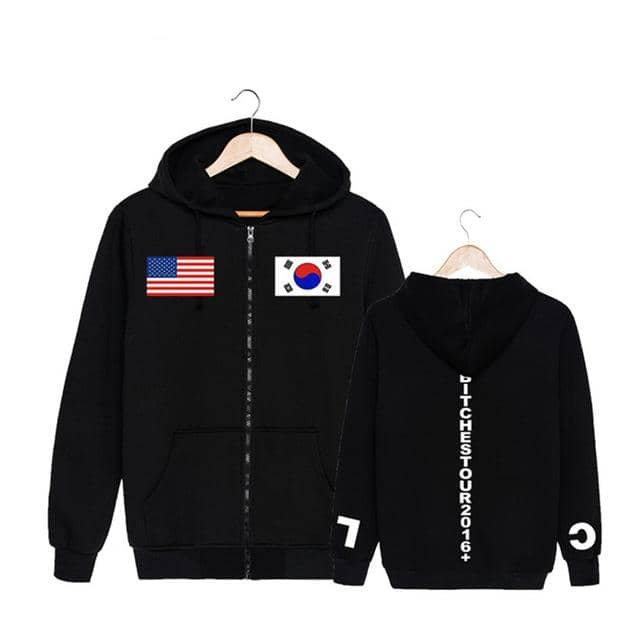 Kpop Newest Kpop Korean Fashion 2NE1 CL 2016 New Album Solo Concert Cotton Hoodies With Hat Clothes Pullovers Sweatshirt PT298 that you'll fall in love with. At an affordable price at KPOPSHOP, We sell a variety of Kpop Korean Fashion 2NE1 CL 2016 New Album Solo Concert Cotton Hoodies With Hat Clothes Pullovers Sweatshirt PT298 with Free Shipping.