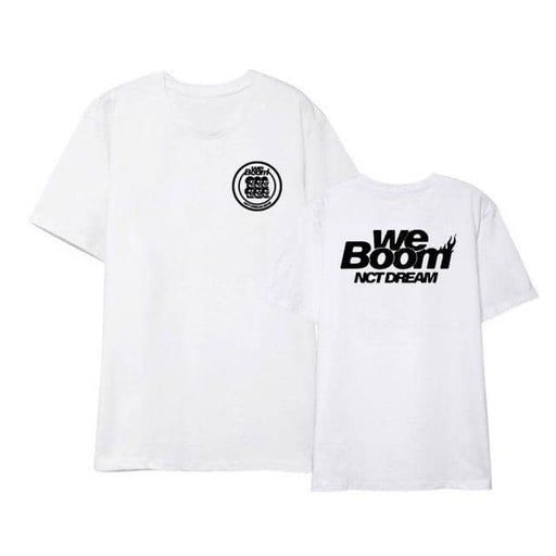 Kpop Newest Kpop NCT DREAM WE BOOM Album Shirts Hip Hop Casual Loose Clothes Tshirt T Shirt Short Sleeve Tops T-shirt DX1129 that you'll fall in love with. At an affordable price at KPOPSHOP, We sell a variety of Kpop NCT DREAM WE BOOM Album Shirts Hip Hop Casual Loose Clothes Tshirt T Shirt Short Sleeve Tops T-shirt DX1129 with Free Shipping.