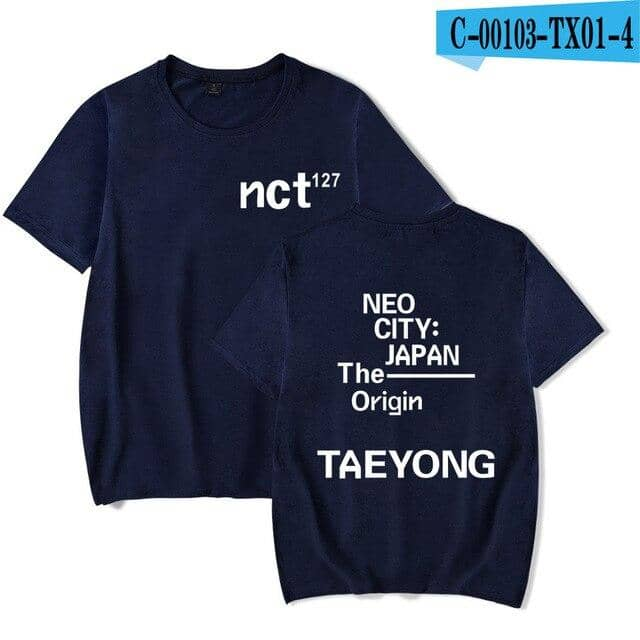 Kpop Newest Kpop NCT U 127 Concert Album T Shirt Women Men Casual Cotton Tshirt Member Name Printed T-shirt Tops Clothes Camiseta Feminina that you'll fall in love with. At an affordable price at KPOPSHOP, We sell a variety of Kpop NCT U 127 Concert Album T Shirt Women Men Casual Cotton Tshirt Member Name Printed T-shirt Tops Clothes Camiseta Feminina with Free Shipping.