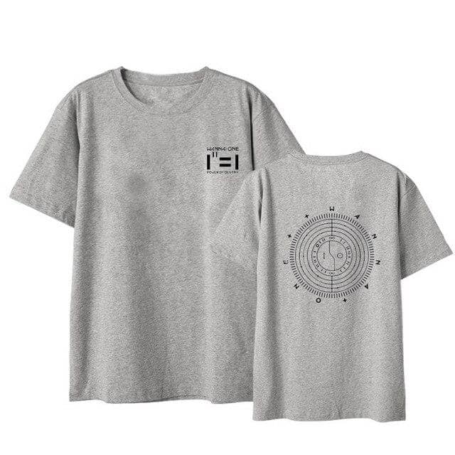 Kpop Newest Kpop WANNA ONE Gray cotton Short sleeve t shirt Women/men 201 korea Hip Hop t-shirt summer loose casual tshirt Female Clothes that you'll fall in love with. At an affordable price at KPOPSHOP, We sell a variety of Kpop WANNA ONE Gray cotton Short sleeve t shirt Women/men 201 korea Hip Hop t-shirt summer loose casual tshirt Female Clothes with Free Shipping.