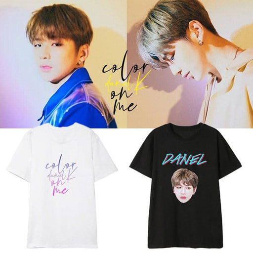 Kpop Newest Kpop WANNA ONE Kang Daniel 2019 new streetwear t Shirts female korean Loose women Tshirts summer Harajuku Short Sleeve tees Tops that you'll fall in love with. At an affordable price at KPOPSHOP, We sell a variety of Kpop WANNA ONE Kang Daniel 2019 new streetwear t Shirts female korean Loose women Tshirts summer Harajuku Short Sleeve tees Tops with Free Shipping.