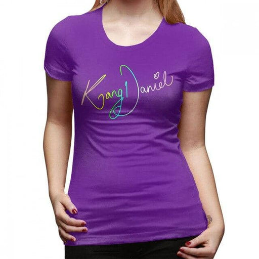 Kpop Newest Kpop Wanna One T-Shirt Kang Daniel Wanna One Kpop T Shirt O Neck Print Women tshirt Plus Size New Fashion Ladies Tee Shirt that you'll fall in love with. At an affordable price at KPOPSHOP, We sell a variety of Kpop Wanna One T-Shirt Kang Daniel Wanna One Kpop T Shirt O Neck Print Women tshirt Plus Size New Fashion Ladies Tee Shirt with Free Shipping.