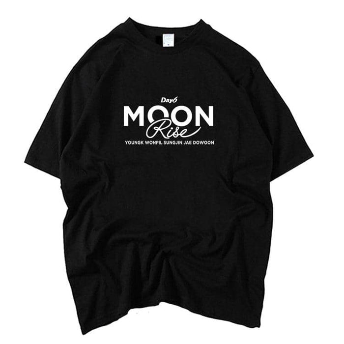 Kpop Newest Kpop day6 album moon rise all member name printing o neck short sleeve t shirt for fans supportive summer style t-shirt that you'll fall in love with. At an affordable price at KPOPSHOP, We sell a variety of Kpop day6 album moon rise all member name printing o neck short sleeve t shirt for fans supportive summer style t-shirt with Free Shipping.