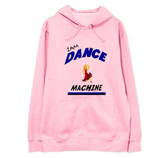 Kpop Newest Kpop tara 2ne1 same i am dance machine printing pullover loose hoodies unisex fashion fleece/thin funny sweatshirt that you'll fall in love with. At an affordable price at KPOPSHOP, We sell a variety of Kpop tara 2ne1 same i am dance machine printing pullover loose hoodies unisex fashion fleece/thin funny sweatshirt with Free Shipping.