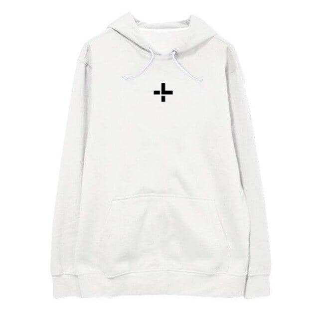 Kpop Newest Kpop txt same cross printing pullover loose hoodies unisex autumn winter simple fashion fleece/thin sweatshirt 5 colors that you'll fall in love with. At an affordable price at KPOPSHOP, We sell a variety of Kpop txt same cross printing pullover loose hoodies unisex autumn winter simple fashion fleece/thin sweatshirt 5 colors with Free Shipping.