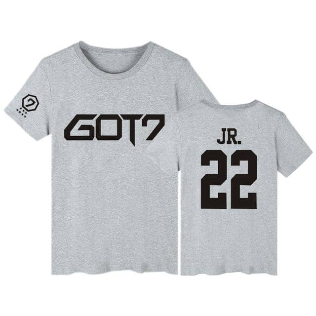 Kpop Newest GOT7 Kpop BAMBAM Short Sleeve Tshirt Womens Brand Hip Hop Jackson Summer Tee Shirt Women Funny Korean T Shirt WoMen that you'll fall in love with. At an affordable price at KPOPSHOP, We sell a variety of GOT7 Kpop BAMBAM Short Sleeve Tshirt Womens Brand Hip Hop Jackson Summer Tee Shirt Women Funny Korean T Shirt WoMen with Free Shipping.