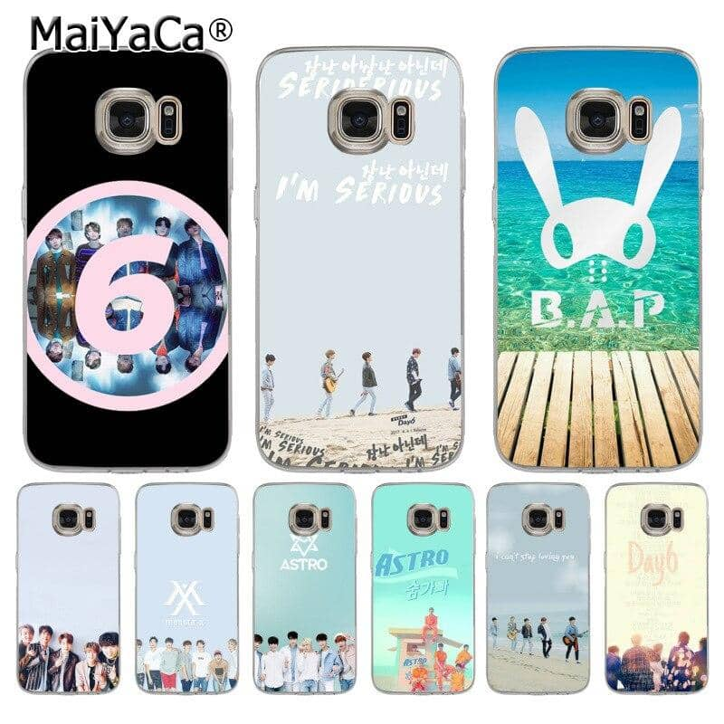 Kpop Newest KPOP ASTRO B.A.P Day6 Ultra Thin Cartoon Pattern Phone Case for samsung galaxy s6 edge s8 s9plus s5 s7edge case that you'll fall in love with. At an affordable price at KPOPSHOP, We sell a variety of KPOP ASTRO B.A.P Day6 Ultra Thin Cartoon Pattern Phone Case for samsung galaxy s6 edge s8 s9plus s5 s7edge case with Free Shipping.