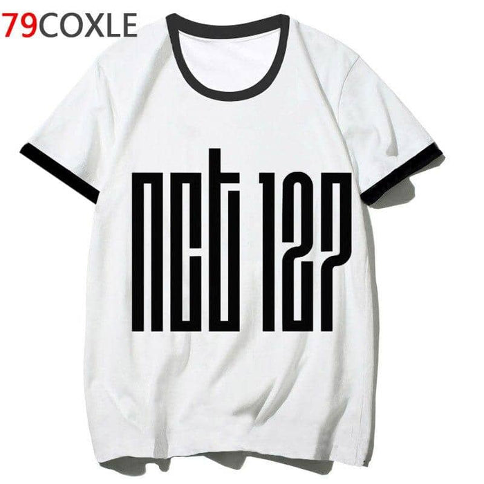 Kpop Newest NCT 127 t shirt streetwear for top school tshirt hop hip 2019 t-shirt harajuku male tee clothing funny men F7204 that you'll fall in love with. At an affordable price at KPOPSHOP, We sell a variety of NCT 127 t shirt streetwear for top school tshirt hop hip 2019 t-shirt harajuku male tee clothing funny men F7204 with Free Shipping.