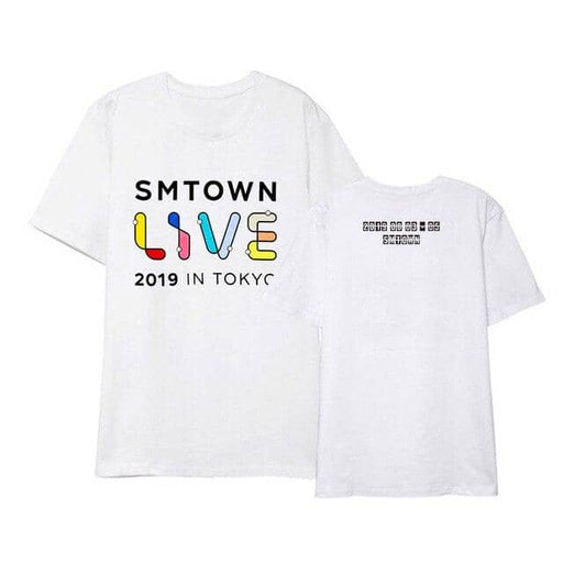 Kpop Newest NCT surrounding EXO short-sleeved SMTOWN LIVE IN TOKYO concert in conjunction with the clothing section T-shirt men and women that you'll fall in love with. At an affordable price at KPOPSHOP, We sell a variety of NCT surrounding EXO short-sleeved SMTOWN LIVE IN TOKYO concert in conjunction with the clothing section T-shirt men and women with Free Shipping.