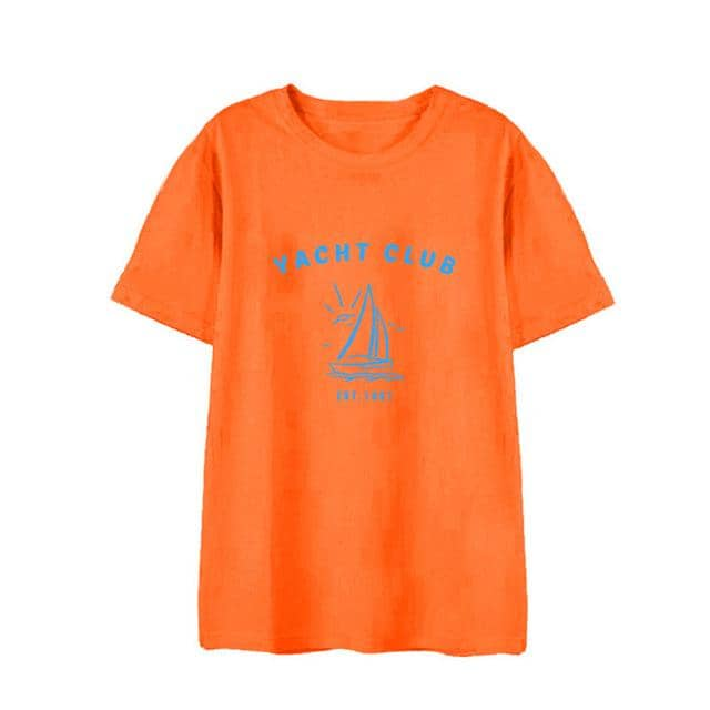 Kpop Newest NCT127 U Johnny With The Paragraph Loose Summer Letter Round Neck Short-sleeved Cotton T-shirt Men And Women Dropshopping that you'll fall in love with. At an affordable price at KPOPSHOP, We sell a variety of NCT127 U Johnny With The Paragraph Loose Summer Letter Round Neck Short-sleeved Cotton T-shirt Men And Women Dropshopping with Free Shipping.